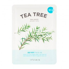 Тканевая маска It's Skin The Fresh Tea Tree Mask Sheet