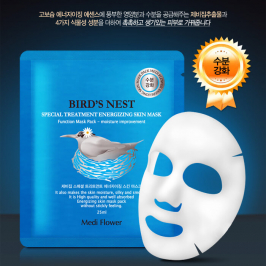 Тканевая маска Medi Flower Special Treatment Energizing Skin Mask Bird's Nest