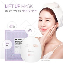 Тканевая маска Mizon Enjoy Vital-Up Time Lift Up Mask