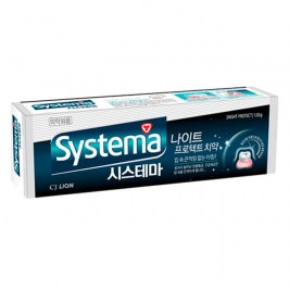 Зубная паста CJ Lion Dentor Systema Night Protect Toothpaste