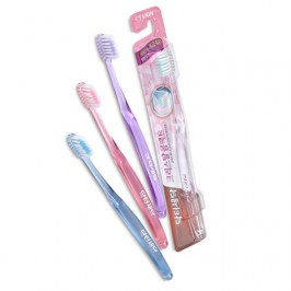 Зубная щетка CJ Lion Dr. Sedoc Crystal Toothbrush Compact