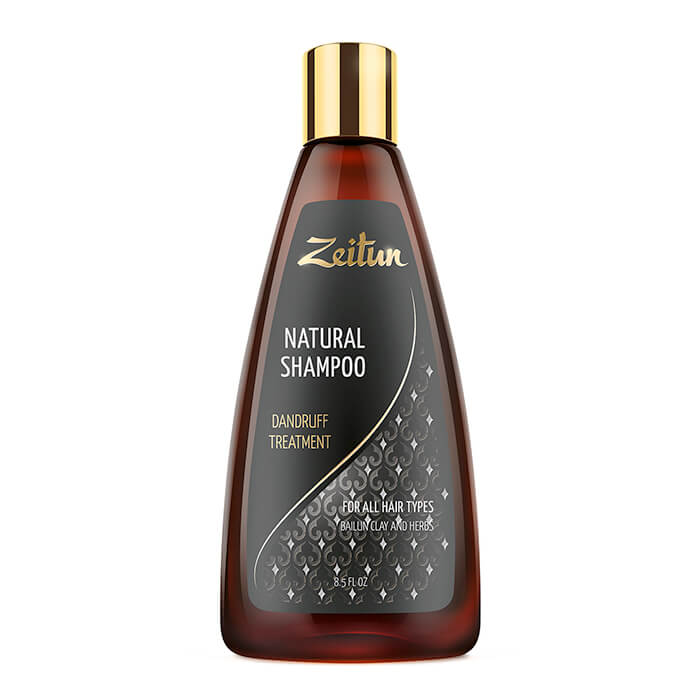Шампунь для волос Zeitun Natural Shampoo Dandruff Treatment