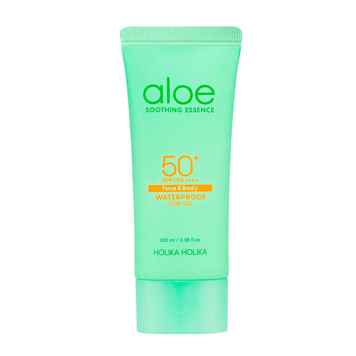 Солнцезащитный гель Holika Holika Aloe Waterproof Sun Gel