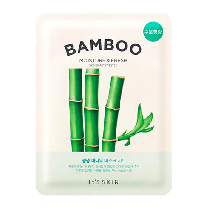 Тканевая маска It's Skin The Fresh Bamboo Mask Sheet