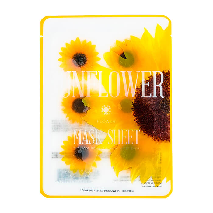 Тканевая маска Kocostar Slice Mask Sheet - Sunflower