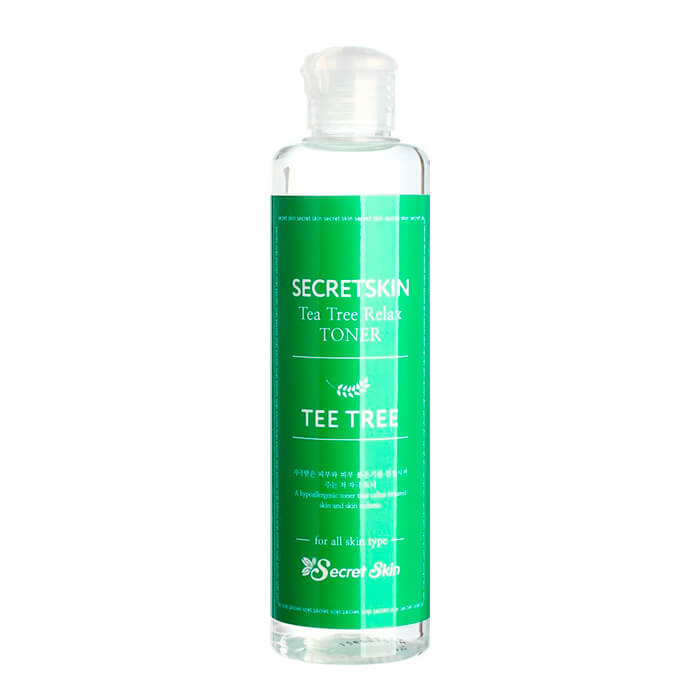 Тонер для лица Secret Skin Tea Tree Relax Toner