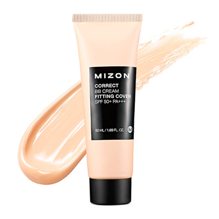 ВВ крем Mizon Correct BB Cream Fitting Cover